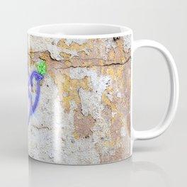Peace Pigeon - The Copy is a Hommage Coffee Mug
