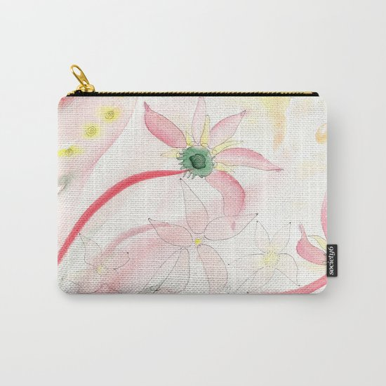 Summer flower meadow Carry-All Pouch