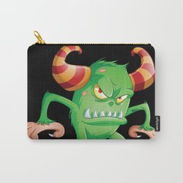 Halloween Monster 3 Carry-All Pouch