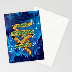 Underground Magic Stationery Cards