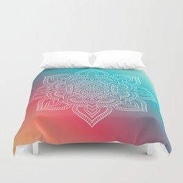 Mandala IX Duvet Cover