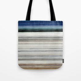 Colorbands Yellowstone Tote Bag