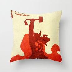 The Avengers Thor Throw Pillow