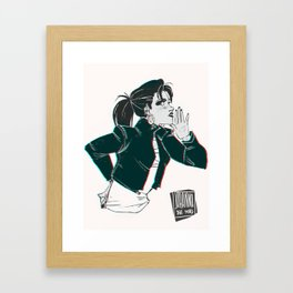 jeanmarco girls (marco) Framed Art Print