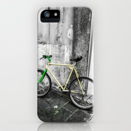 mode of transport iPhone Case