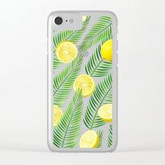 Lemons #society6 #decor #buyart Clear iPhone Case