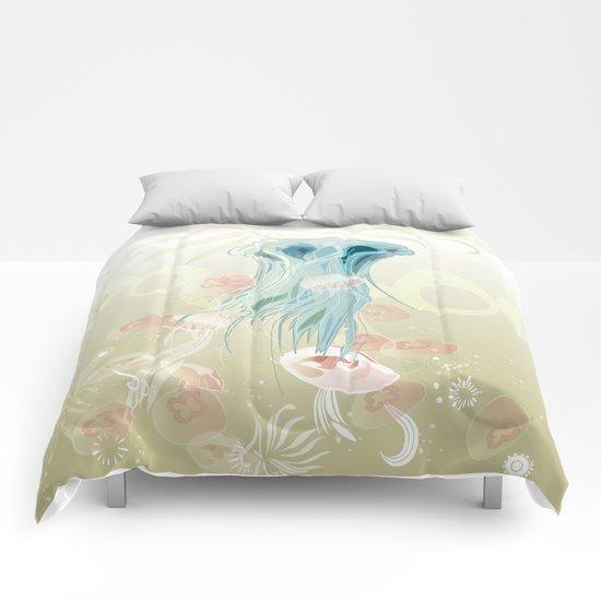 Goblet delight Comforters