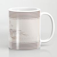 jack Mugs featuring Jack by Hendry Lim