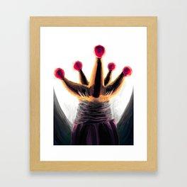 Elder Thing Framed Art Print