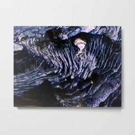 """Blue Hades"" Metal Print"