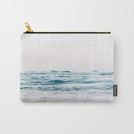 Blue Ocean Waves  Carry-All Pouch