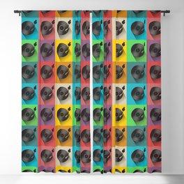 Vinyl Record turntable Blackout Curtain