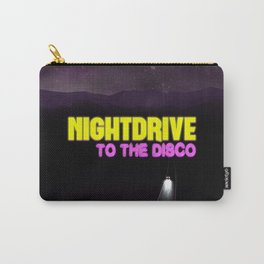 Nightdrive to the disco Carry-All Pouch