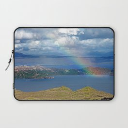 Light in the bay Laptop Sleeve