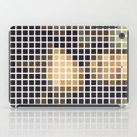 mona lisa iPad Cases featuring Mona Lisa by Alisa Galitsyna