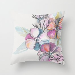 Bohemia Throw Pillow