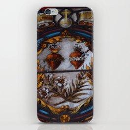 Sacred Hearts iPhone Skin