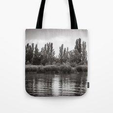 melancholic peace Tote Bag