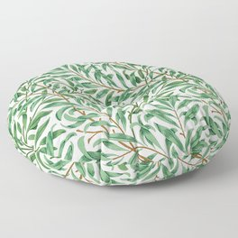 Willow Bough - Digital Remastered Edition Floor Pillow