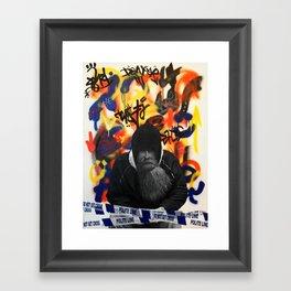 The Issue Framed Art Print