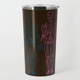 Hands Were Made For Holding 2 Travel Mug