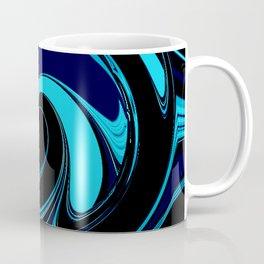 Dark Ocean Waves Coffee Mug