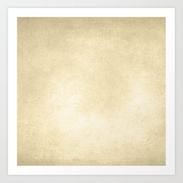 Simply Antique Linen Paper Art Print