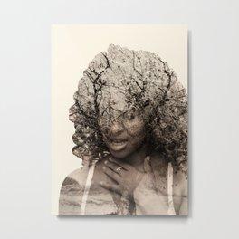 Integrated photos Metal Print