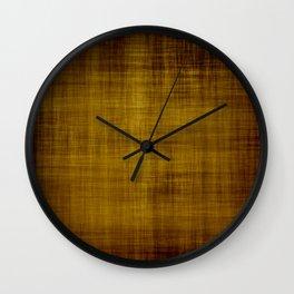 AppalachianSilk 01 Wall Clock
