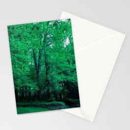 Organic integration-by me jjv. Stationery Cards