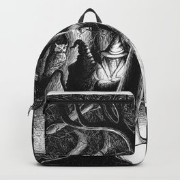 Wizards In The Woods Backpack
