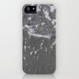 Wave + sand Kits Beach Vancouver iPhone Case
