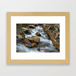 Long Exposure Appalachian Trail Framed Art Print