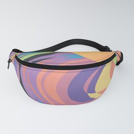 Magnetic Storm Fanny Pack