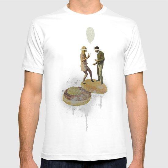 Danse Sale   Collage T-shirt