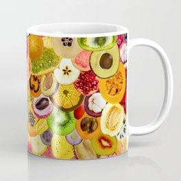 Fruit Madness (All The Fruits) Coffee Mug