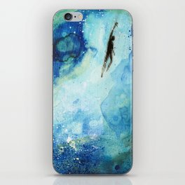 Deep Water iPhone Skin