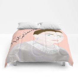 Notorious RBG RuthBaderGinsburg Comforters