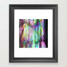 you will see but first you must thirst plea lovely Framed Art Print