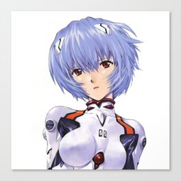 Evangelion: 2.0 You Can (Not) Advance Canvas Print