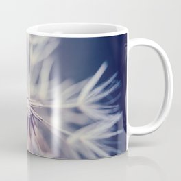 Dandelion Blue Coffee Mug