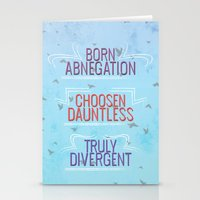 divergent Stationery Cards featuring Truly Divergent by Tiffany 10