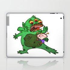 Monstruoso Laptop & iPad Skin