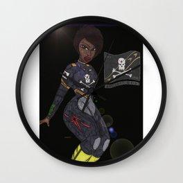 Star Child  V2 Wall Clock