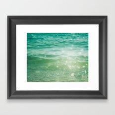 Beautiful Illusion Framed Art Print