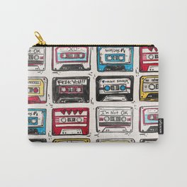 mixtapes Carry-All Pouch