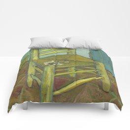 Van Gogh's Chair Comforters