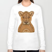 mother Long Sleeve T-shirts featuring Mother by ArtLovePassion