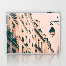 Paris Marais street Laptop & iPad Skin