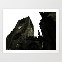 religious Art Prints featuring Religious Perspectives by Glanoramay